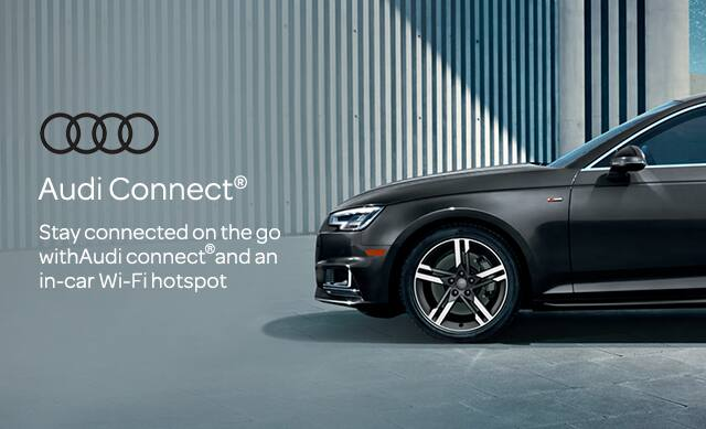 Audi Connect - What is audi connect